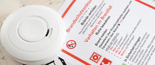 Checkliste Brandschutzkonzept