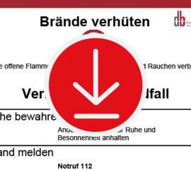 Brandschutzordnung Download