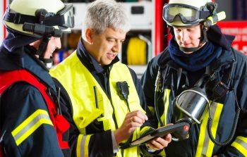 Feuerwehrpläne nach DIN 14095